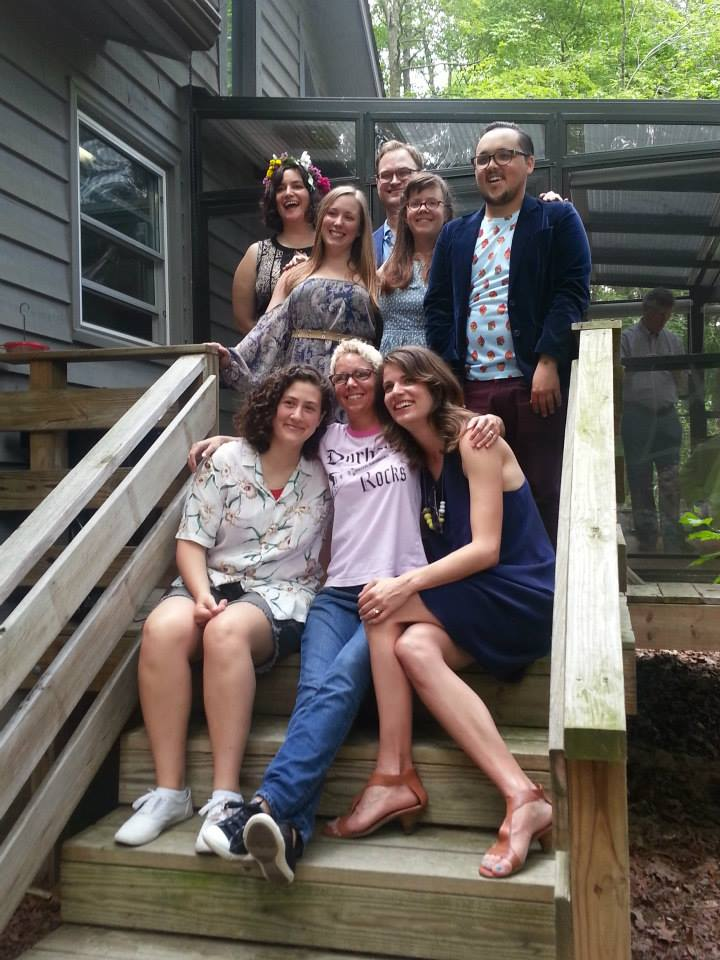 Folklore Masters Graduates, Spring 2015